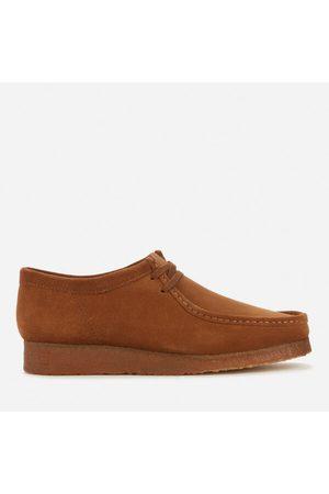 Clarks Originals Men's Suede Wallabee Shoes