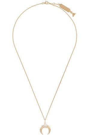 Coup De Coeur Women Necklaces - Horn pendant necklace