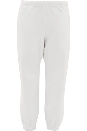 Raey Recycled-yarn Cotton-blend Track Pants - Womens