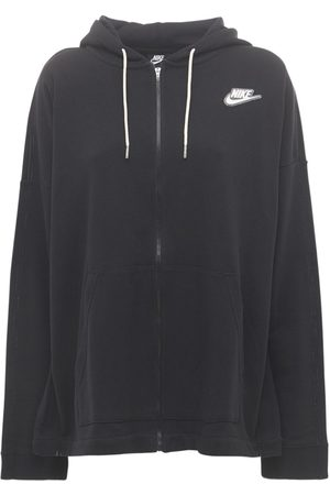 Nike Women Sweatshirts - Earth Day Cotton Blend Hoodie