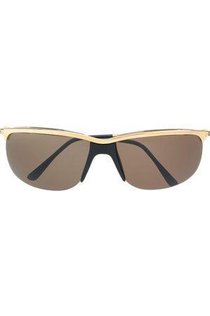 Persol 1970's metal frame sunglasses