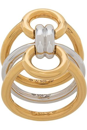 CHARLOTTE CHESNAIS Tryptich rings