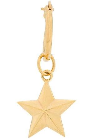 TRUE ROCKS Men Earrings - Mini star hoop single earring