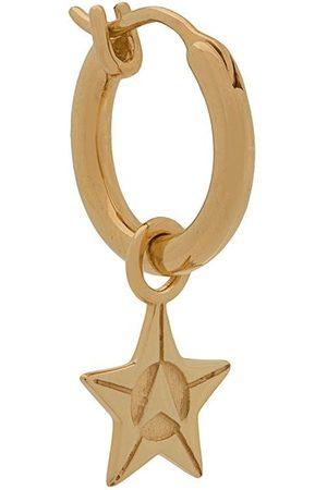 Northskull Men Earrings - Star hoop earring