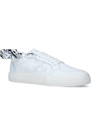 OFF-WHITE Men Trainers - Low-Top Vulcanised Sneakers