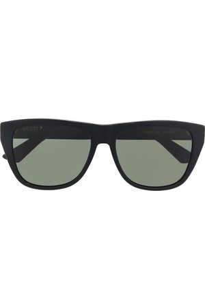 Gucci Tinted square-frame sunglasses