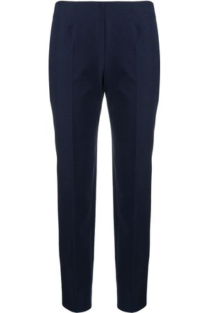 PIAZZA SEMPIONE Cropped tailored trousers