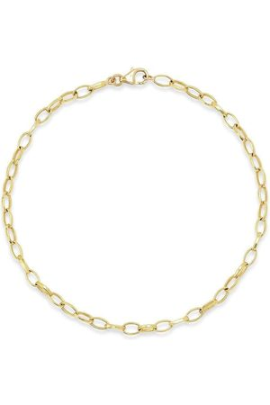 Jennifer Meyer 18kt yellow small Edith link bracelet