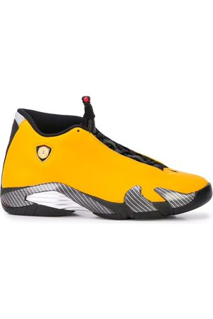 "Jordan Air 14 ""Yellow Ferrari"" sneakers"