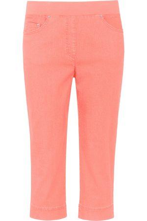 Brax Comfort Plus cropped trousers design Carolina size: 10s