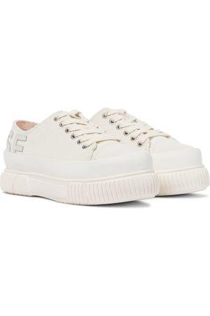 MONSE X Both corduroy platform sneakers