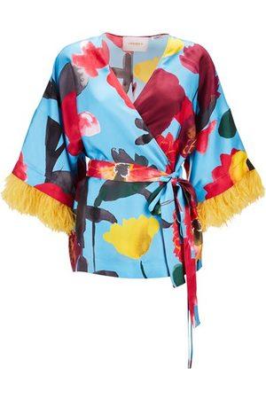 La DoubleJ Kimono Top