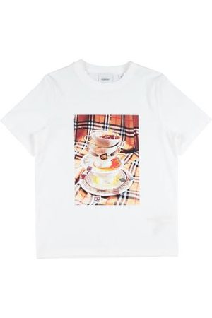 Burberry Boys Short Sleeve - TOPWEAR - T-shirts