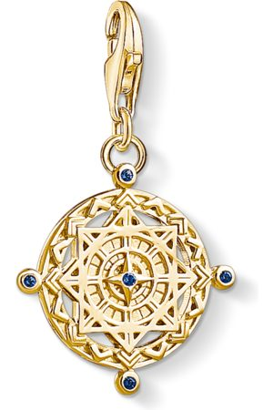 Thomas Sabo Charm pendant Vintage compass coloured 1662-922-39