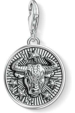Thomas Sabo Charm pendant zodiac sign Taurus -coloured 1641-643-21