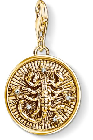 Thomas Sabo Charm pendant zodiac sign Scorpio coloured 1659-414-39
