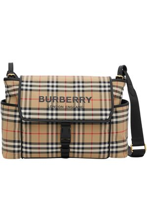 Burberry Kids Vintage Check Baby Changing Bag