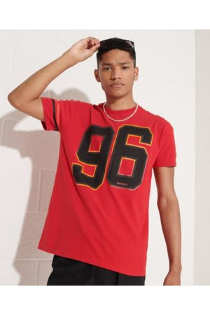 Superdry Sport Grit Numbers T-Shirts