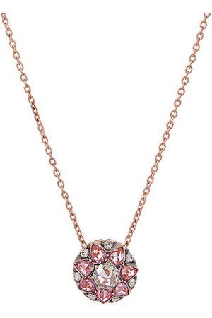 SELIM MOUZANNAR Diamond, Sapphire & - Beirut Necklace - Womens