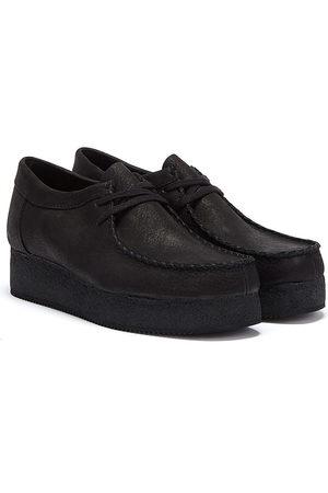 Clarks Women Shoes - Wallacraft Lo Nubuck Womens Shoes