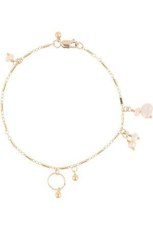 Petite Grand Pearl Charm Bracelet