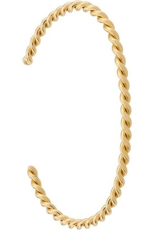 Isabel Lennse Women Bracelets - Twisted cuff bracelet
