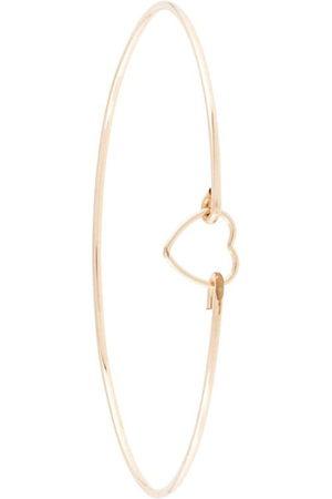 Petite Grand Women Bracelets - Love Heart chain bangle