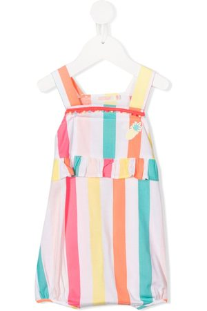 Billieblush Baby Bodysuits & All-In-Ones - Striped dungarees