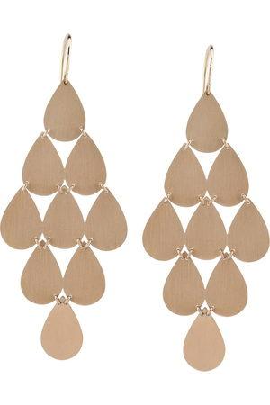 Irene Neuwirth Women Earrings - Nine drop earrings