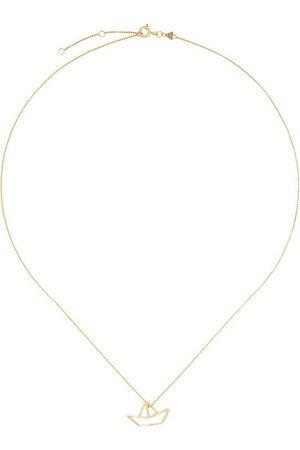 Aliita Boat pendant necklace