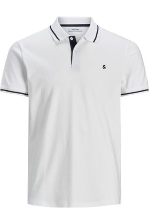 Jack & Jones Men Polo Shirts - Jersey Polo Shirt