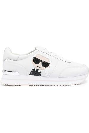 Karl Lagerfeld Velocita 2 low-top sneakers