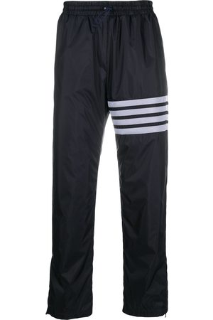 Thom Browne Ripstop straight-leg trackpants