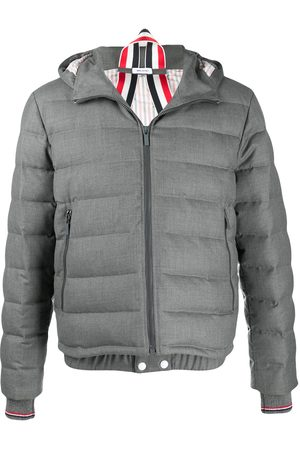 Thom Browne Super 120s twill ski jacket