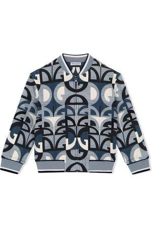 Dolce & Gabbana Logo-print bomber jacket