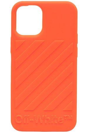 OFF-WHITE Diag iPhone 12 Mini case