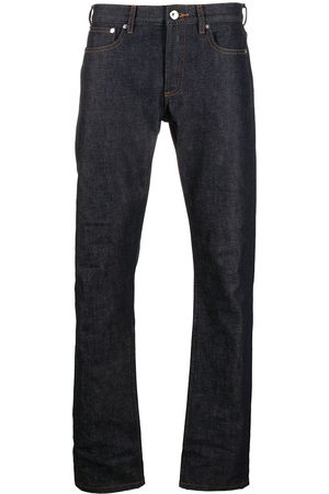 A.P.C. Men Straight - Mid-rise straight leg jeans