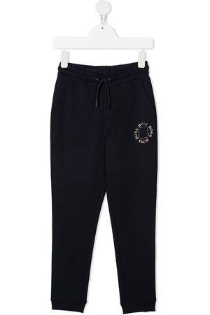 HUGO BOSS Boys Trousers - Logo tracksuit bottoms