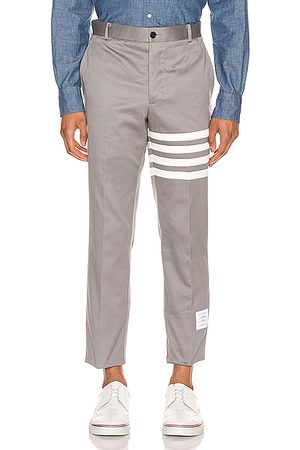 Thom Browne Unconstructed Chino Trouser in Medium