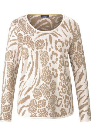 Basler Round neck jumper long sleeves size: 10