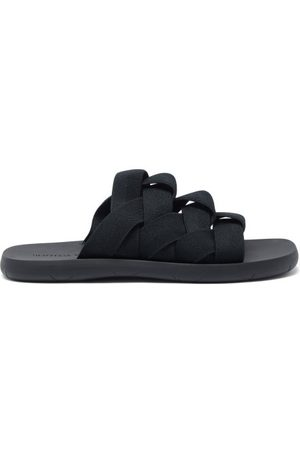 Bottega Veneta Intrecciato-woven Sandals - Mens