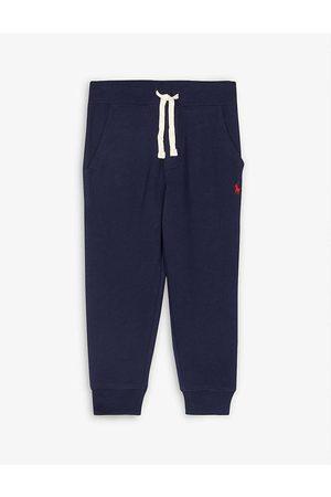 Ralph Lauren Cotton-fleece jogging bottoms 2-14 years
