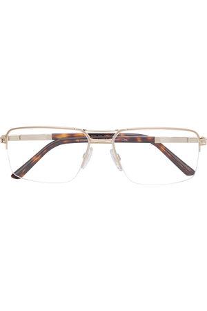 Cazal Men Sunglasses - Rectangular frame glasses