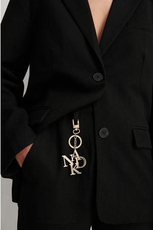 NA-KD NA-KD Key Ring - Gold