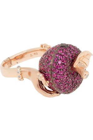 STEPHEN WEBSTER Women Rings - Large poison apple ring