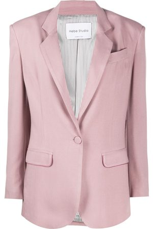HEBE STUDIO Women Blazers - Classic tailored blazer