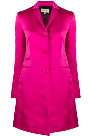 ROMEO GIGLI 1990's midi straight coat