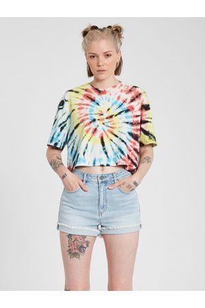 Volcom Women Short Sleeve - Women's Galactic Stone T-shirt - Multi