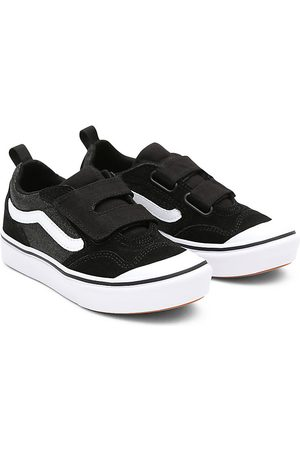 Vans Kids Glitter Comfycush New Skool V Shoes