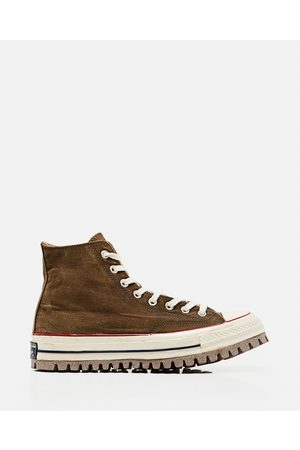 Converse Men Trainers - Chuck 70 canvas sneakers size 4